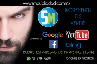 SM Marketing, Estrategias de Marketing